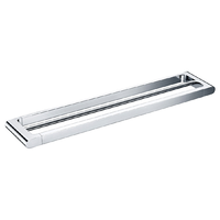 Bathroom Accessory Double Towel Holder Rail 3604-800