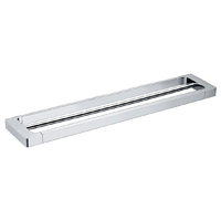 Bathroom Accessory Double Towel Holder Rail 3804-800