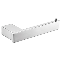 SQUARE TOILET PAPER ROLL HOLDER STAINLESS STEEL BATHROOM ACCESSORY 6404