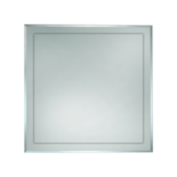 750 x 750mm BATHROOM MIRROR BEVELLED EDGE HUNG VERTICAL or HORIZONTAL (F002-750)