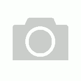 NIDUS METRO ROUND PASSAGE DOOR HANDLE LEVER SET SATIN CHROME FINISH